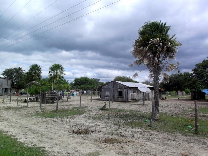 Tristesse in Bahia Negra - nichts zu tun in Paraguay