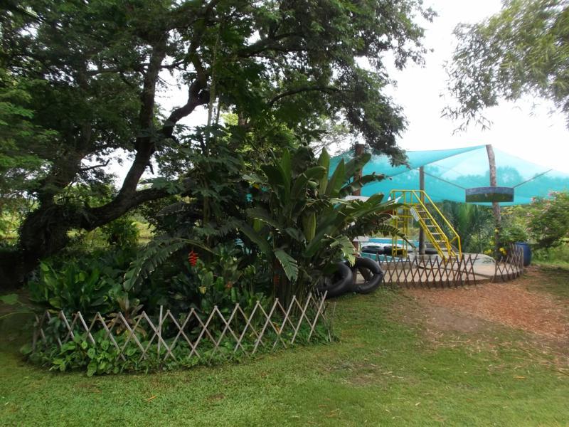 Granja El Roble in Concepcion in Zentral-Paraguay
