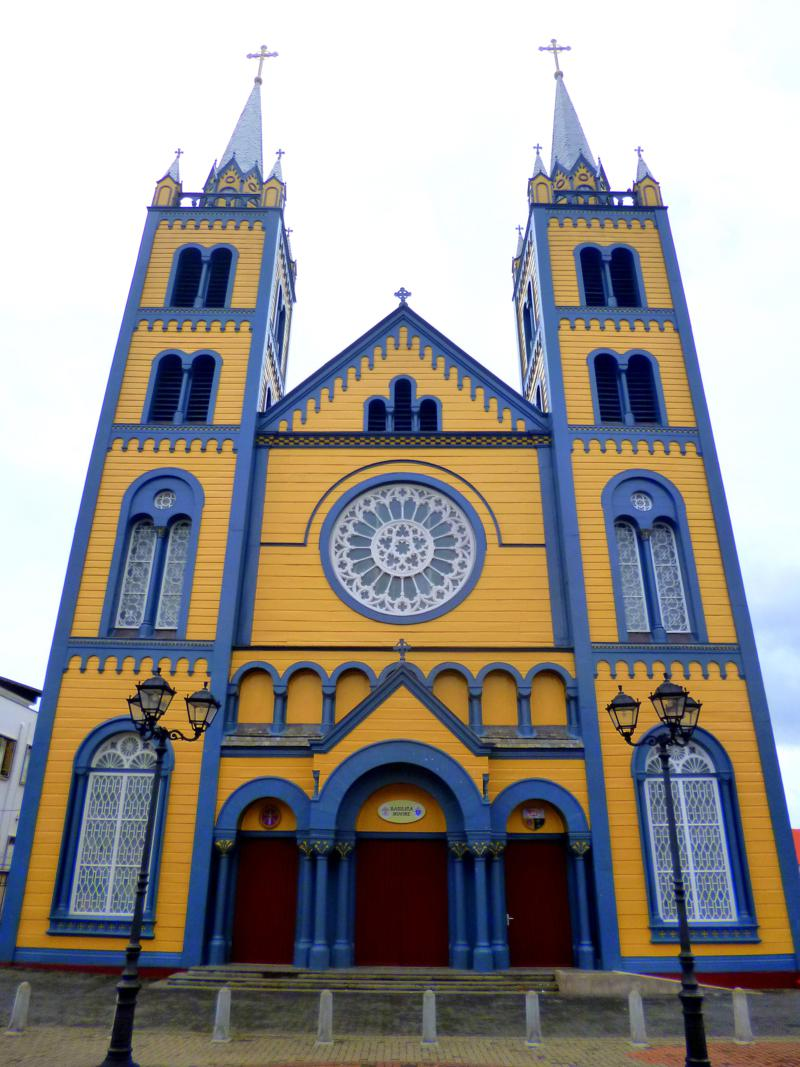 Die St. Peter und Paul Kathedrale in Paramaribo