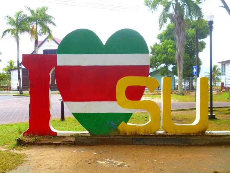 Fazit meiner Reise nach Suriname: i love Suriname