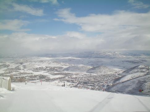 Skigebiet: Park City