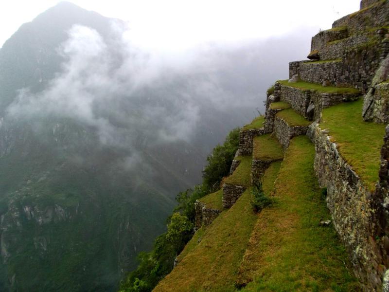 Machu Picchu, die berühmteste Sehenswürdigkeit von Peru