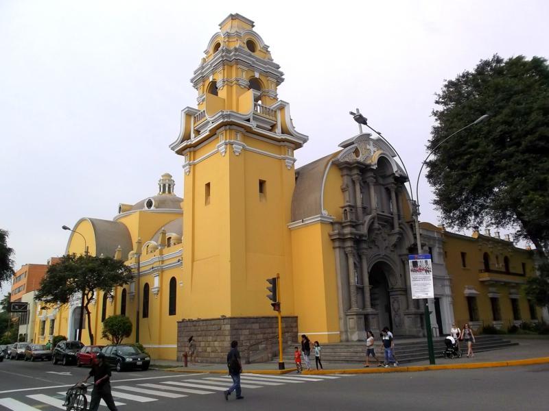Barranco, das hippe Stadtviertel von Lima