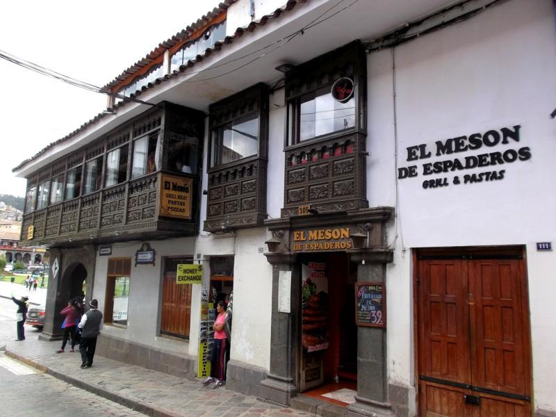 Cuzco, Inka- und Welterbestadt in den Anden von Peru