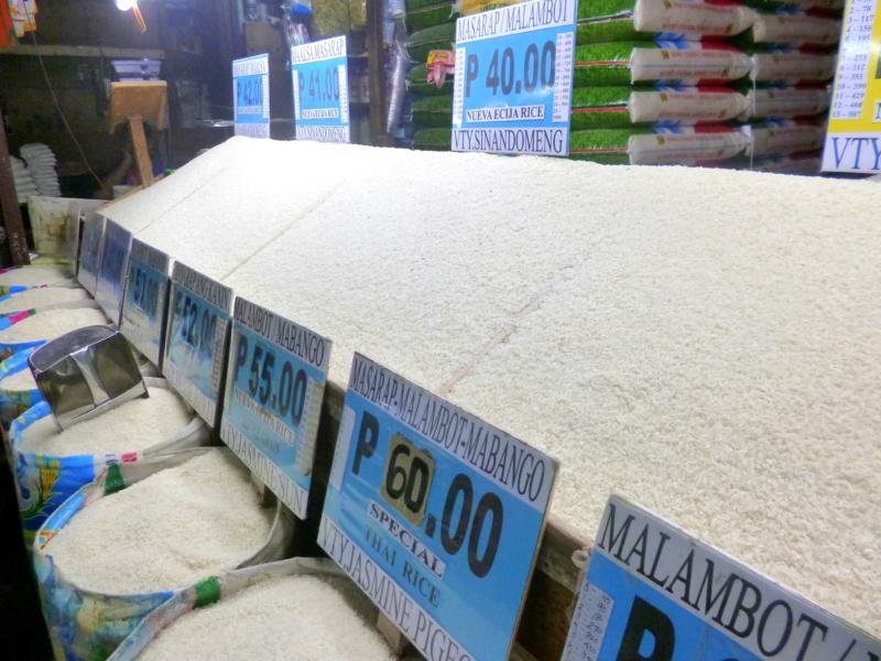 Divisoria, der größte Markt in Manila - hier ist Action vorprogrammiert