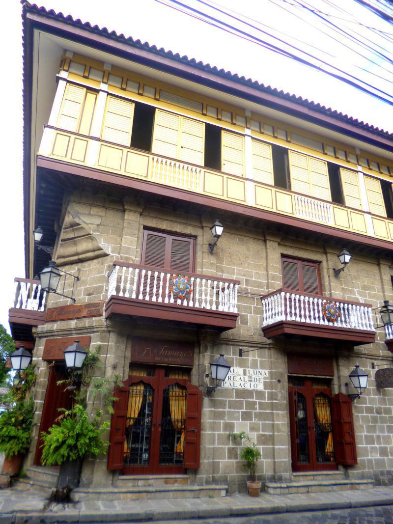 Intramuros, das eigentliche und überbewertete Touristenziel in Manila