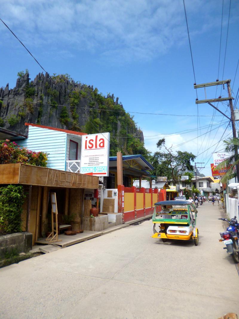 El Nido, da schreckliche Paradies auf Palawan