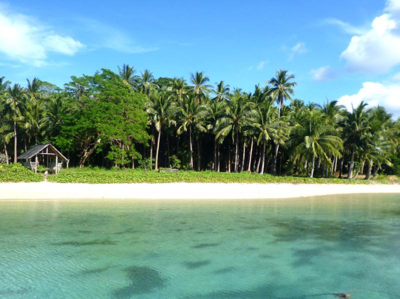 Inselhüpfen-Touren in Port Barton: deutlich besser als in El Nido