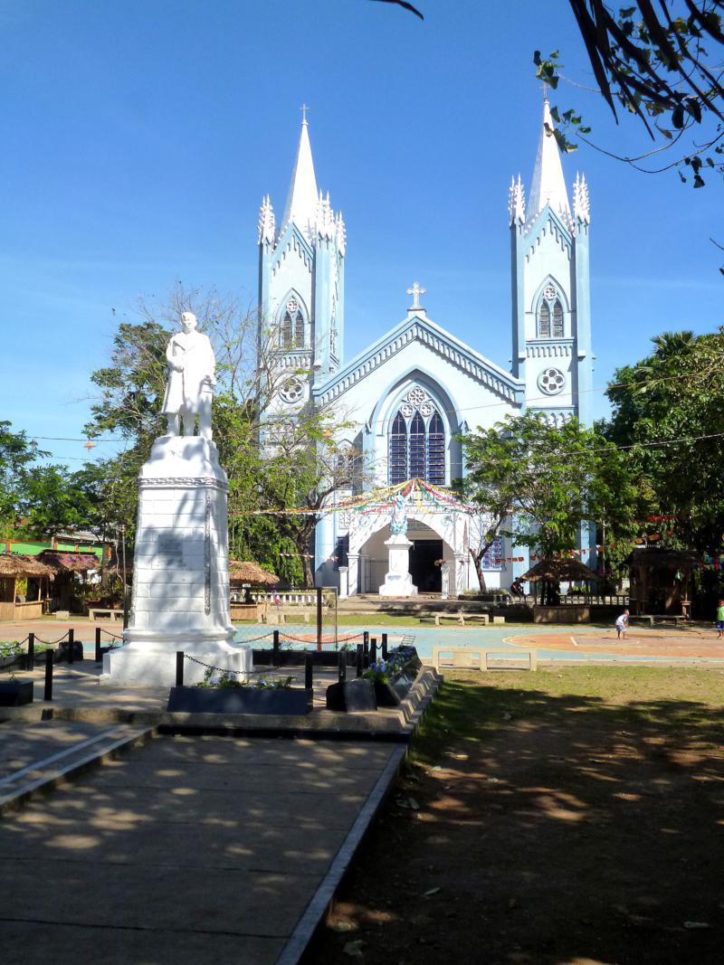 Puerto Princesa, die Hauptstadt von Palawan
