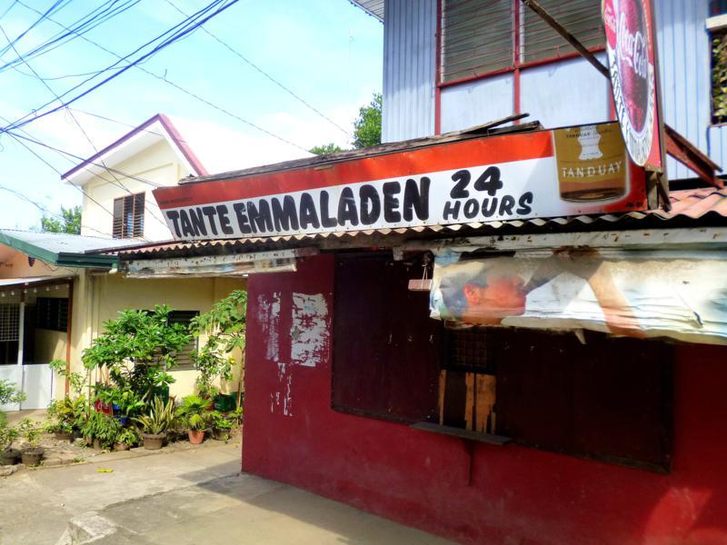 Alltagsleben in Puerto Princesa, der Hauptstadt auf Palawan