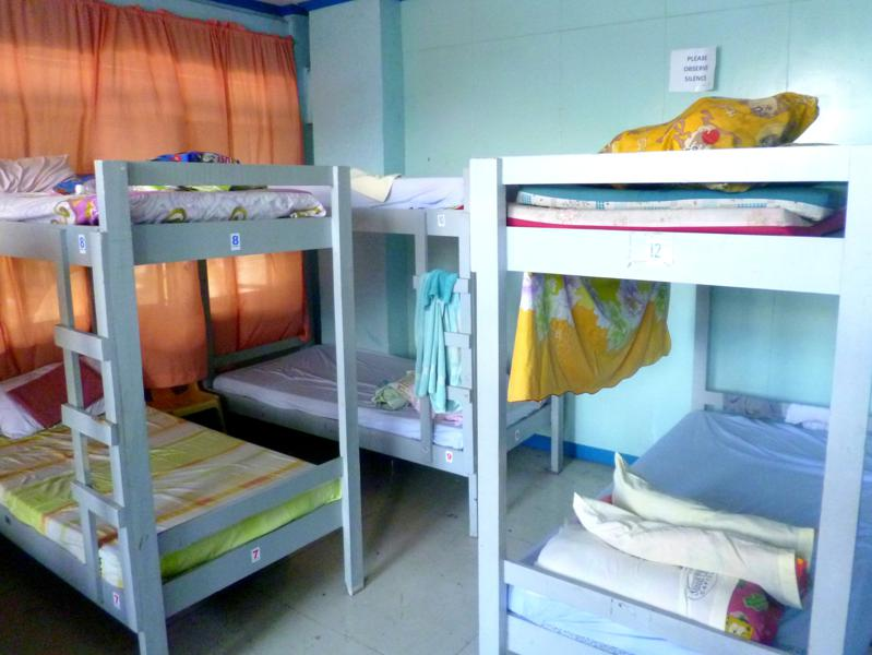 Das Shweet City Captel in Bacolod auf Negros