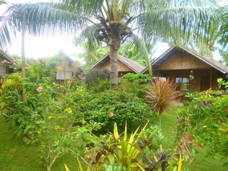 Das Reggae Guesthouse in Alona Beach auf Bohol bzw. Panglao Island