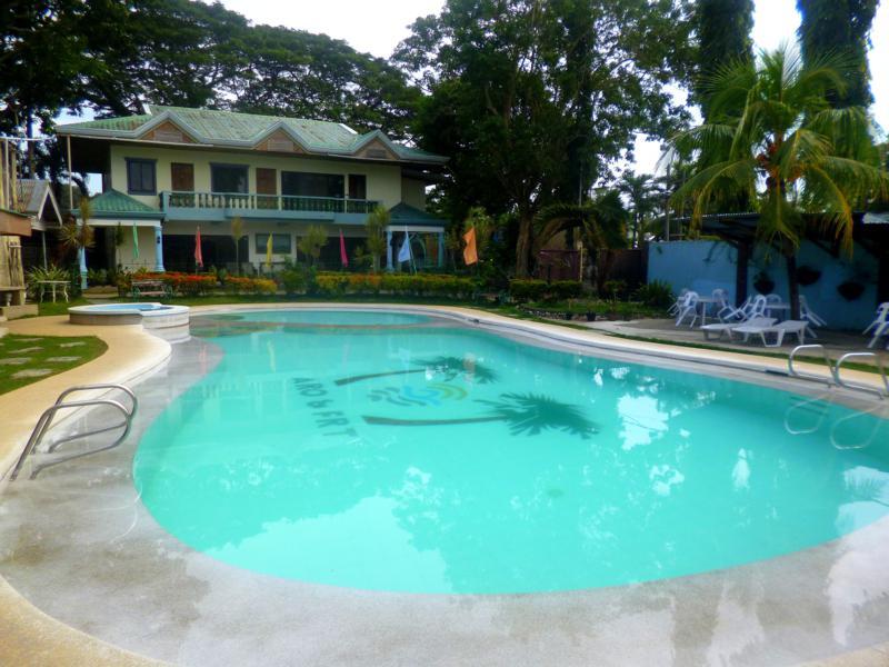 Das Tr3ts Guesthouse in Tagbilaran, der Hauptstadt von Bohol