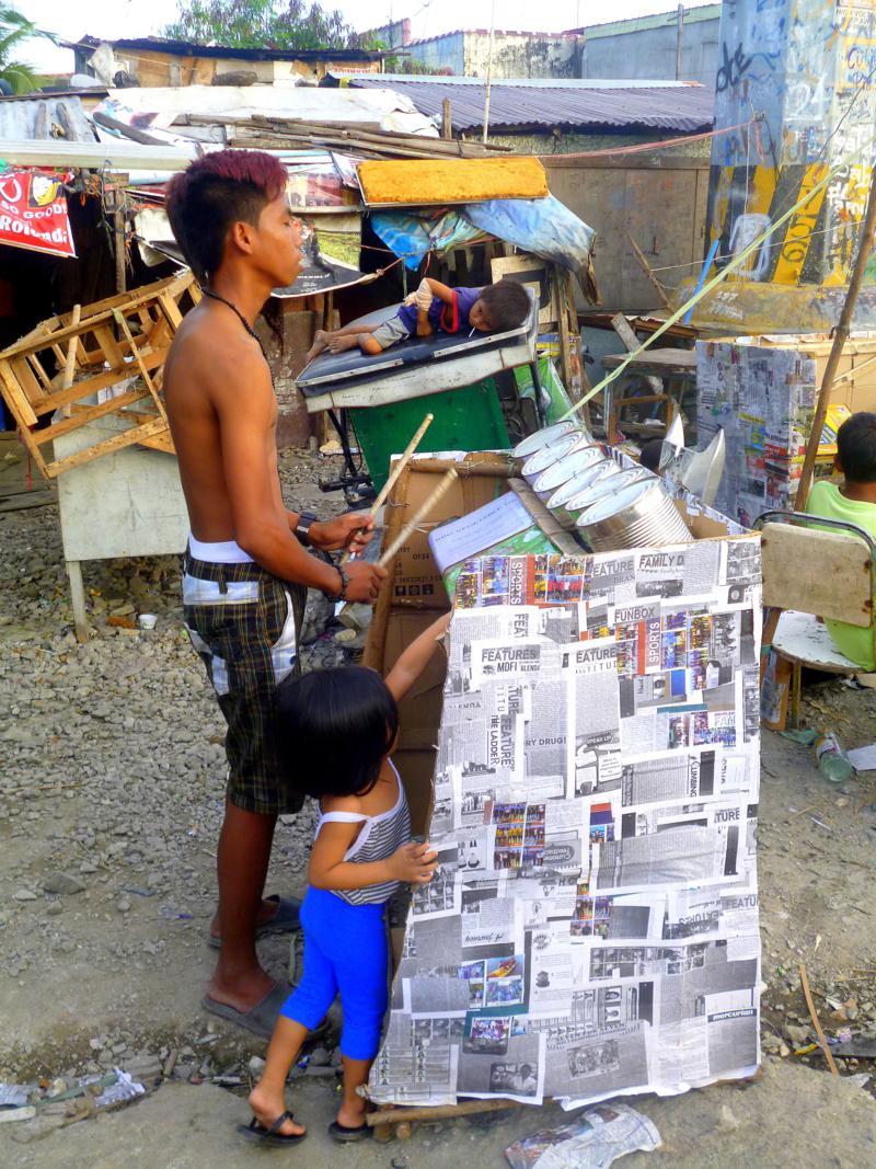 Konzert in Alabang - Musik auf den Philippinen der besonderen Art
