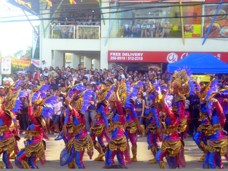 Sinulog in Cebu City - das vielleicht größte Festival der Philippinen