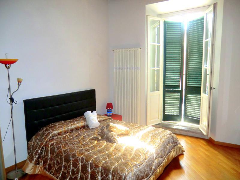 Unser schönes Doppelzimmer im Il Toscano B&B