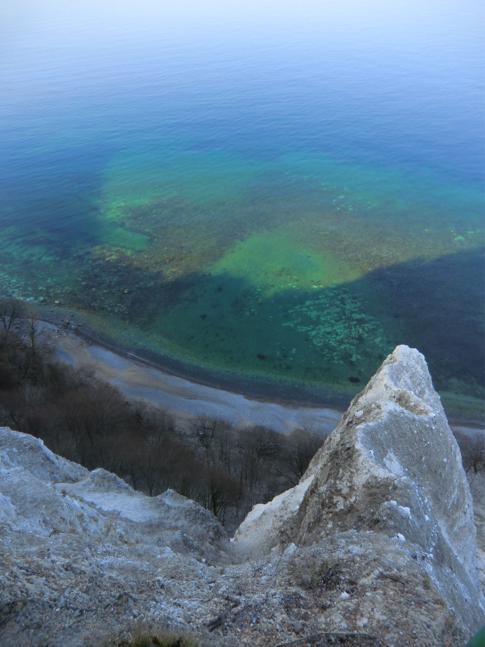 Ausblick von der Viktoriasicht im Nationalpark Jasmund
