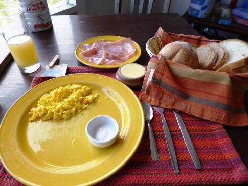 Das vielleicht beste Brot der Karibik