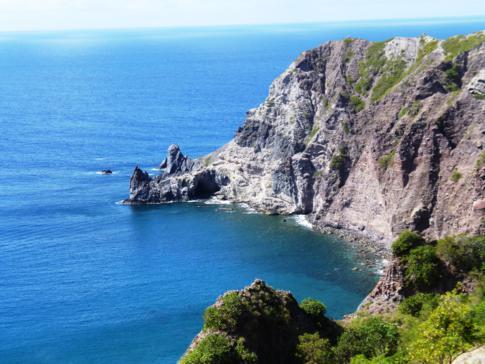 Fantastischer Blick auf die Wells Bay