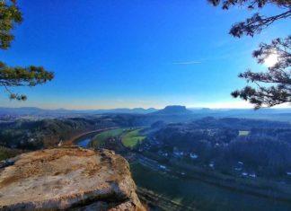 Wanderung vom Uttewalder Felsentor zur Bastei und zur Felsenburg Neurathen