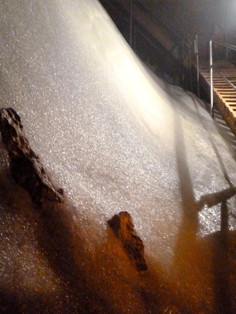 Die Eisriesenwelt in Werfen, eine der größten Eishöhlen der Welt