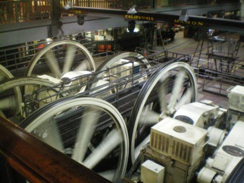 Das kostenlose und beeindruckende Cable Car Museum in San Francisco