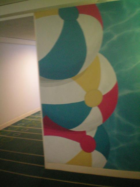 Die maritime Gestaltung im Sheraton Hotel Fisherman's Wharf