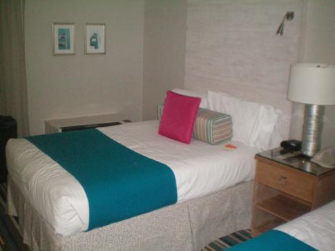 Zimmer im Sheraton Hotel Fisherman's Wharf