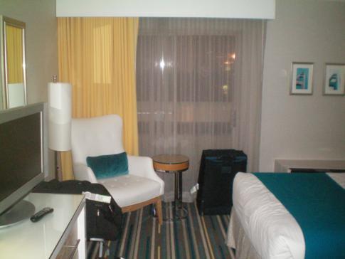 Doppelzimmer im Sheraton Hotel Fisherman's Wharf