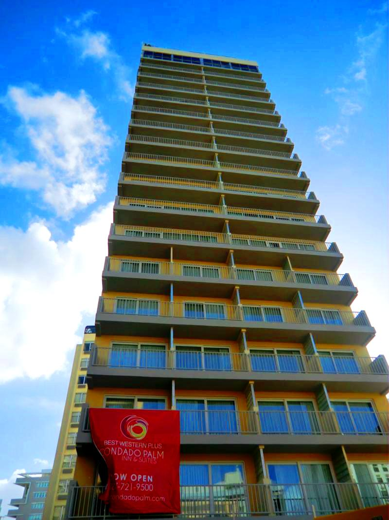 Das Best Western Plus Condado Inn Palm and Suites in San Juan