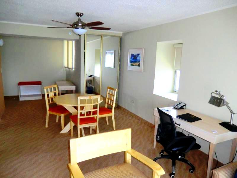 Unsere Meerblick-Suite im Best Western Plus Condado Inn Palm and Suites in San Juan