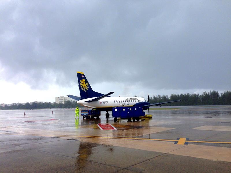 Flugbericht Seaborne Airlines – mit dem Wasserflugzeug durch die Virgins