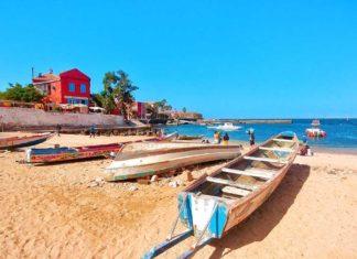 Île de Gorée - Freilichtmuseum vor Senegals Hauptstadt