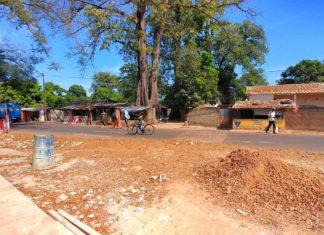 Grenzübergang von Senegal nach Gambia (Karang-Amdallai und Seleti-Jiboro)