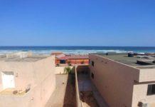 Die Unterkunft Ker Jakharko in Yoff im Norden von Dakar