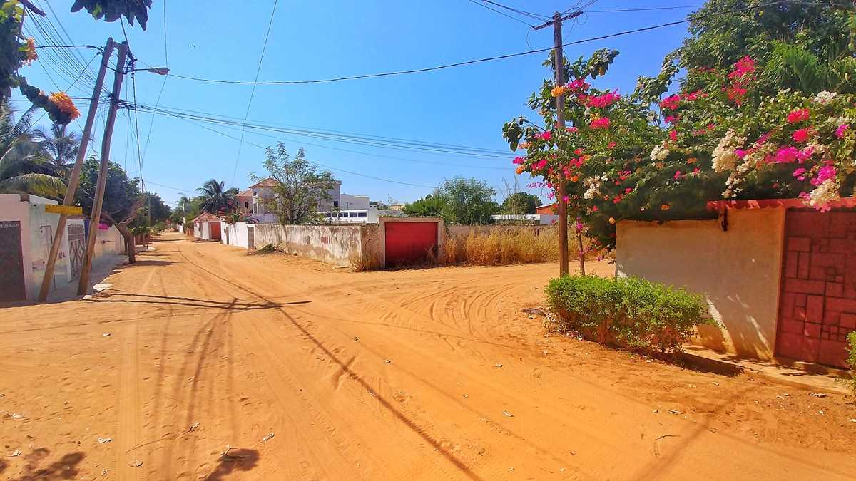 Der Wüstenort Saly Portudal im Westen des Senegals