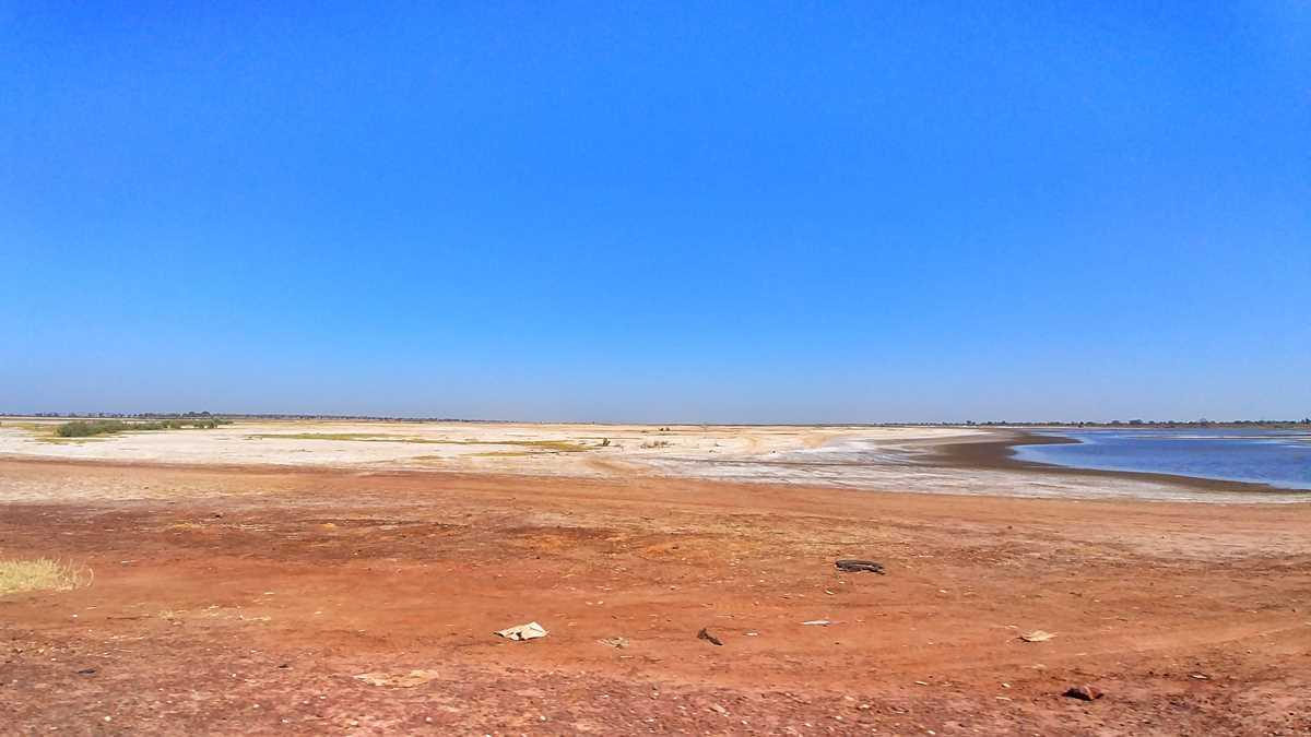 Fahrt von Kaolack nach Karang an der Grenze zu Gambia