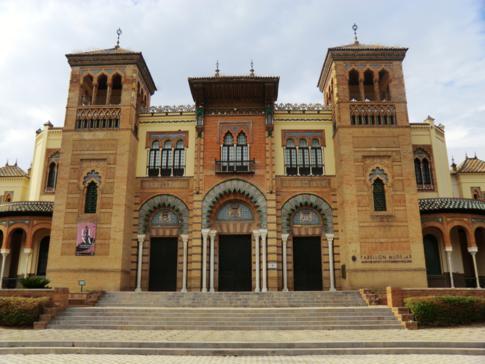 Das Kunstmuseum von Sevilla