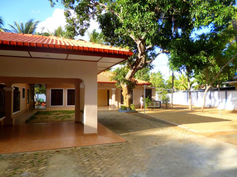 Das Dambulla City Hostel in der Nähe von Sigiriya