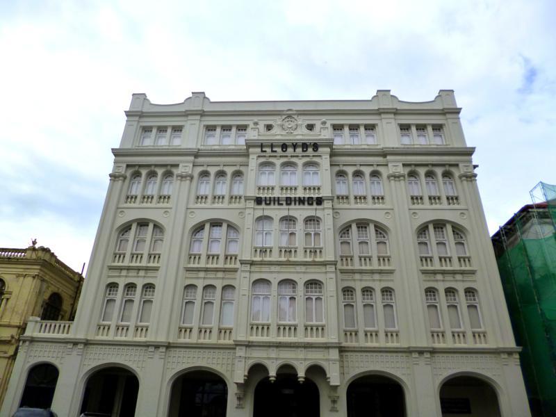 Einige wenige historische Gebäude im Stadtteil Fort hat auch Colombo zu bieten