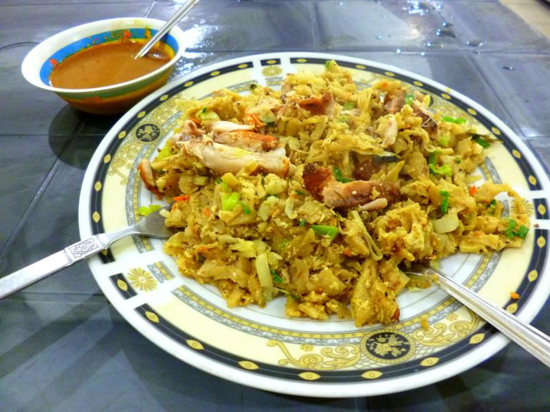 Kottu - quasi das Nationalgericht Nr. 2 in Sri Lanka