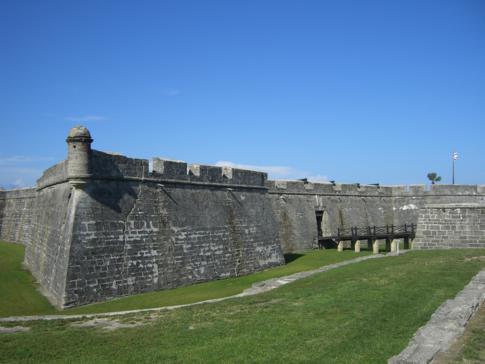 Castillo de San Marcos St. Augustine