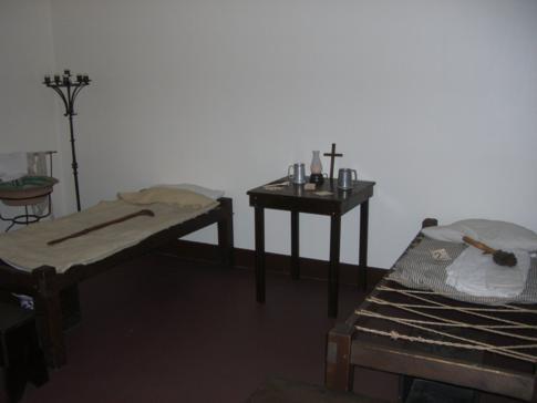 Bericht über unseren Besuch im Spanish Military Hospital Museum in St. Augustine