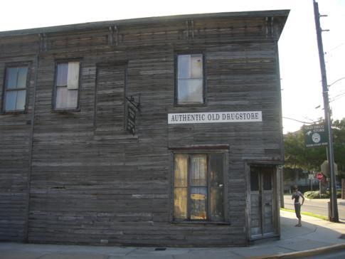 Die alte Apotheke Old Drugstore in St. Augustine