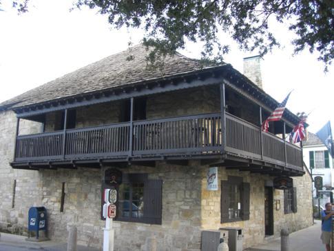 Interessante Gebäude in St. Augustine