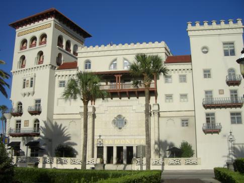 Casa Monica, ein heutiges Hotel
