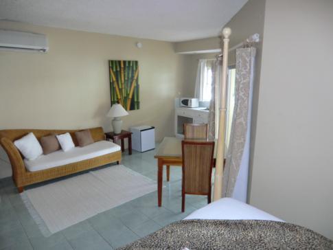 Luxury Suites im Hotel Harmony Suites in St. Lucia