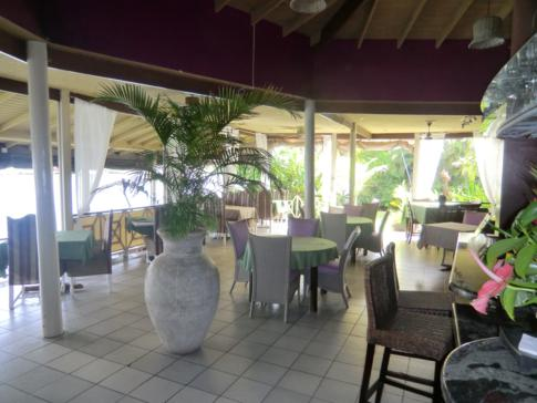 The Waterfront Edge, Fine Dining in St. Lucia