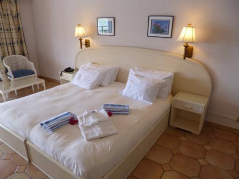 Deluxe Ocean View Doppelzimmer im Captain Olivers Resort in St. Martin
