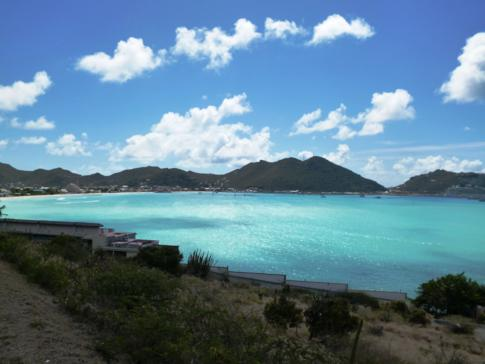 Karibik-Paradies pur am Fort Amsterdam in Sint Maarten